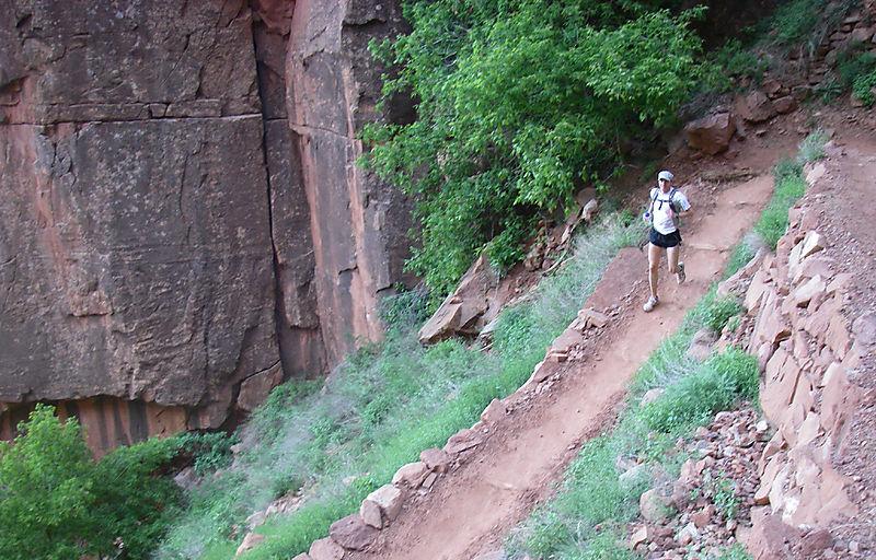 Supai-trail