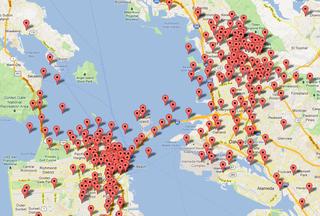 dret iPhone locations