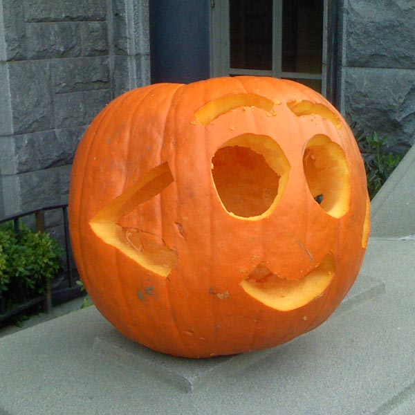XML Pumpkin Right Ear