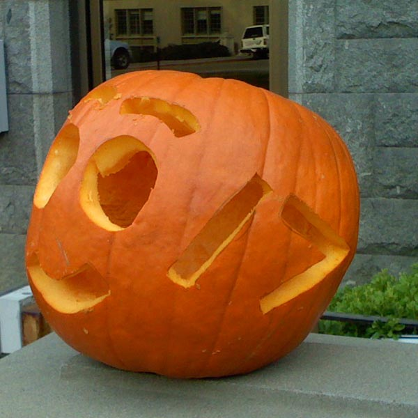 XML Pumpkin Left Ear